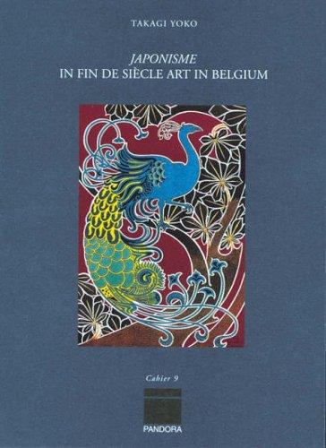 9789053251447: Japonisme: In Fin De Siecle Art In Belgium