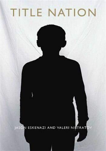 Title Nation (Russian and English Edition): Eskenazi, Jason, Nistratov,