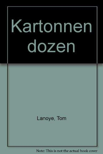 Kartonnen dozen (Dutch Edition): Lanoye, Tom