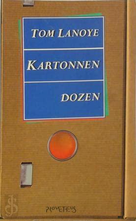 9789053330227: Kartonnen dozen (Dutch Edition)