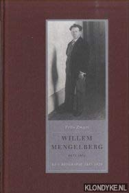 9789053337400: Willem Mengelberg (1871-1951): Een biografie (Dutch Edition)