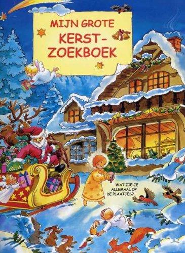 9789053416372: Mijn grote kerstzoekboek / druk 1