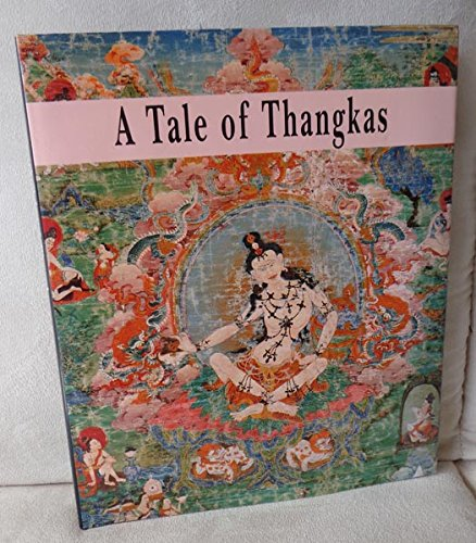 9789053491843: A tale of thangkas: Living with a collection