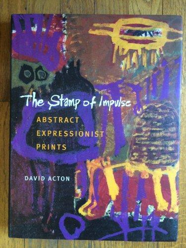 The Stamp of Impulse: Acton, David