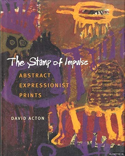 9789053493434: The Stamp of Impulse