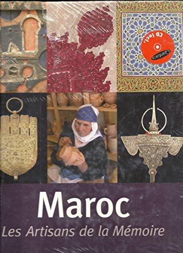 9789053495773: Maroc : Les Artisans de la Mémoire (1CD audio) by Grammet, Ivo; Dewachter, Mi...