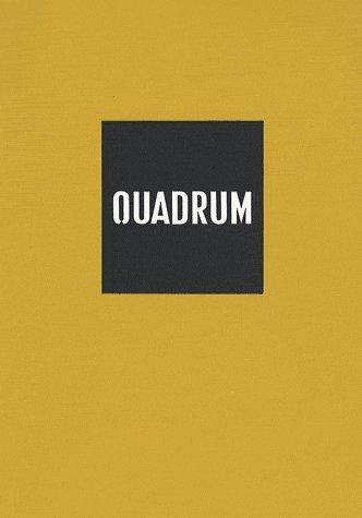 9789053496664: Quadrum : Revue internationale d'art moderne (1956-1966)