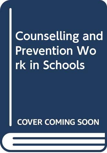 Counselling and Prevention Work in Schools: Aspects of Innovative Action in Polish and Flemish ...