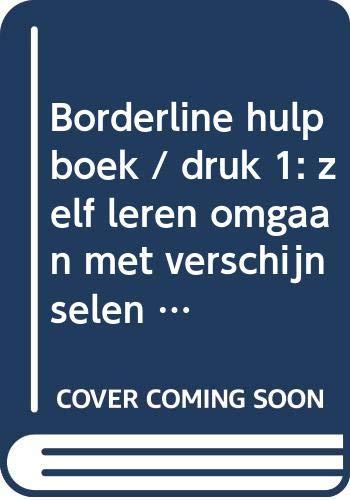 Borderline Hulpboek: Spaans, J., Meekeren,