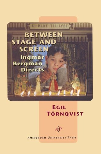 9789053561379: Between Stage and Screen: Ingmar Bergman Directs (Film Culture in Transition)