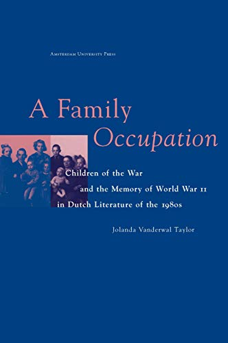 9789053562369: A Family Occupation