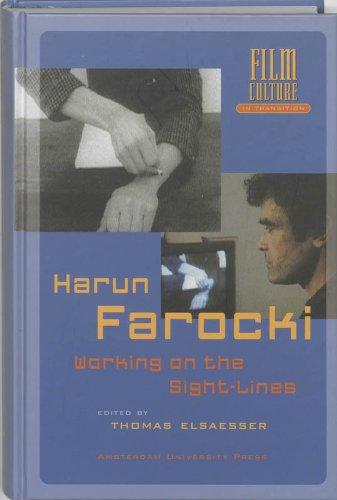 9789053566367: Harun Farocki: Working the Sight-lines (Film Culture in Transition)