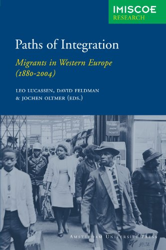 9789053568835: Paths of Integration: Migrants in Western Europe (1880-2004)