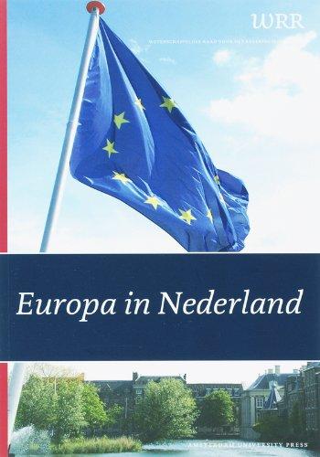 9789053569962: Europa in Nederland