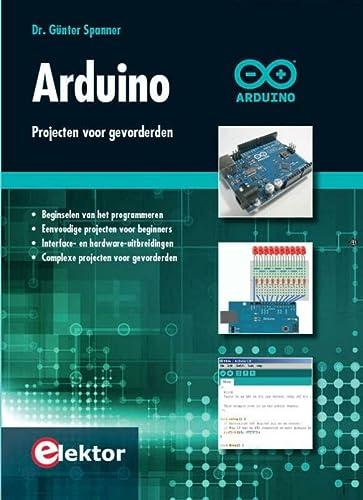 9789053811115: Arduino: projecten voor gevorderden
