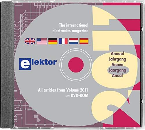 9789053812761: Elektor 2011: All Articles in Elektor Volume 2011 on DVD-ROM
