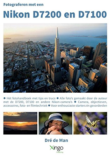 9789053812839: Nikon D7200 en D7100: handboek,tips en trucs