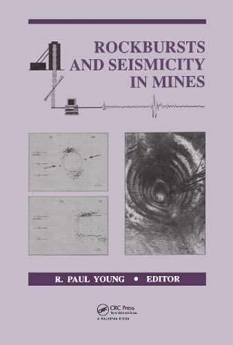 9789054103202: Rockbursts & Seismicity in Mines93