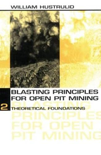 9789054104582: Blasting Principles for Open Pit Mining, Set of 2 Volumes (Vol 1)