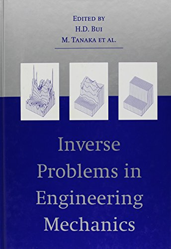 Inverse Problems in Engineering Mechanics: Proceedings of the 2nd International Symposium, Paris, 2...