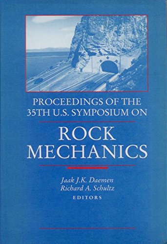 Rock Mechanics: Proceedings of the 35th US Symposium on Rock Mechanics (Hardback)