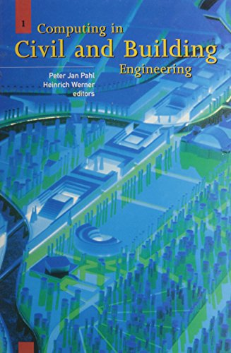 Computing in Civil and Building Engineering (Hardcover): Peter Jan Pahl