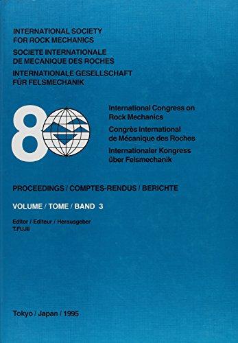 8th International Congress on Rock Mechanics (Hardback)