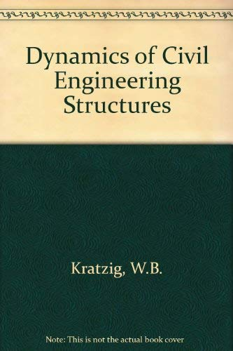 9789054106241: Dynamics of Civil Engineering Structures