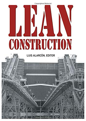 9789054106487: Lean Construction