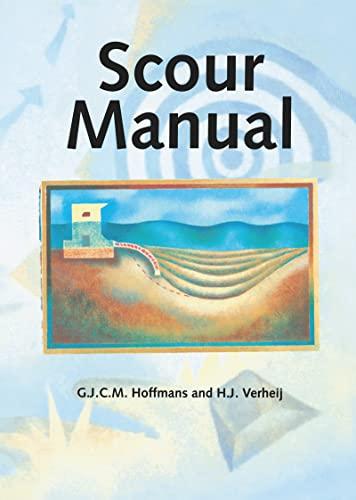 Scour Manual (Hardback): G.J.C.M. Hoffmans, H.J.