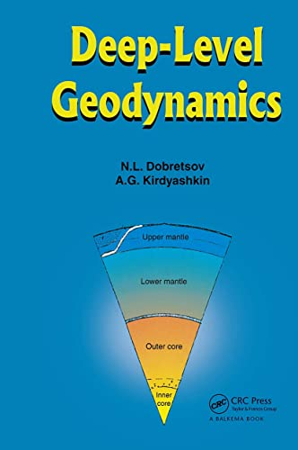 9789054107347: Deep-Level Geodynamics