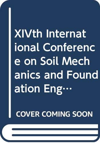 9789054108917: Proceedings of the 14th International Conference on Soil Mechanics and Foundation Engineering, Hamburg