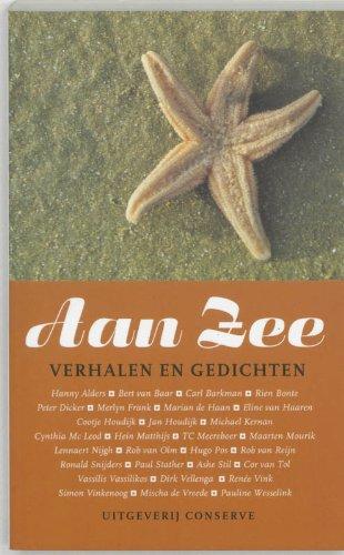 Aan zee: verhalen en gedichten t.g.v. het vijftienjarig bestaan van Uitgeverij Conserve: n/a