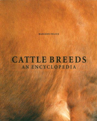 9789054390176: Cattle Breeds: An Encyclopedia