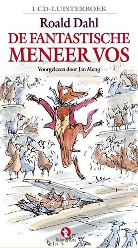 9789054443865: De fantastische meneer Vos / druk 1: luisterboek voorgelezen door Jan Meng