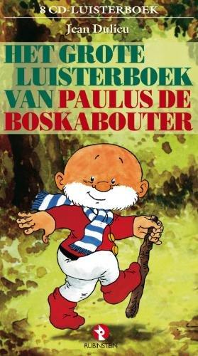 9789054445647: Het grote luisterboek van Paulus de Boskabouter / druk 1: 8 CD luisterboek