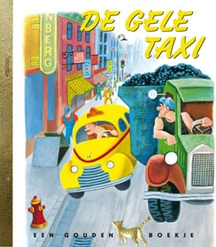 9789054449034: De gele taxi (Gouden boekjes)