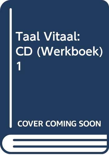 Taal Vitaal: CD (Werkboek) 1 (Mixed media: Antonio Tabucchi