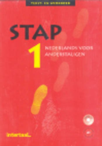 9789054516026: Stap Tekst-en werkboek + CD: Tekst-/werkboek + audio CD s (4) (Dutch Edition)