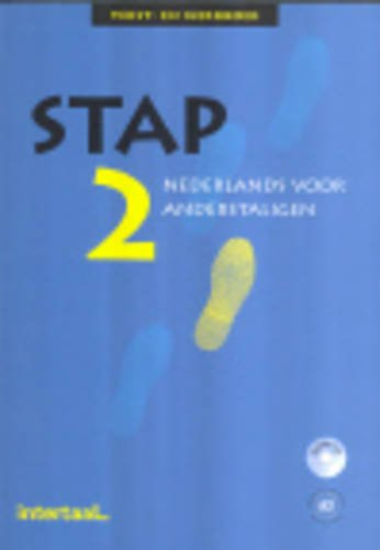 9789054516040: Stap Tekst-En Werkboek + CD: Stap 2 Book and CD (Dutch Edition)