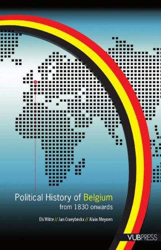 9789054875178: Political History of Belgium: From 1830 Onwards
