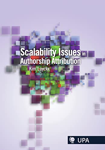 9789054878230: Scalability Issues in Authorship Attribution