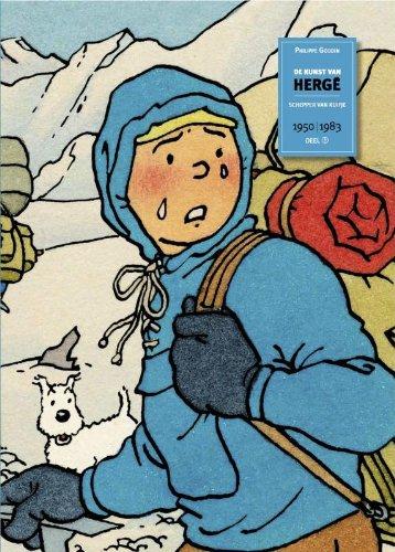 9789054923268: De kunst van Herge: 1949-1983 (De Kunst van Herge: schepper van Kuifje)