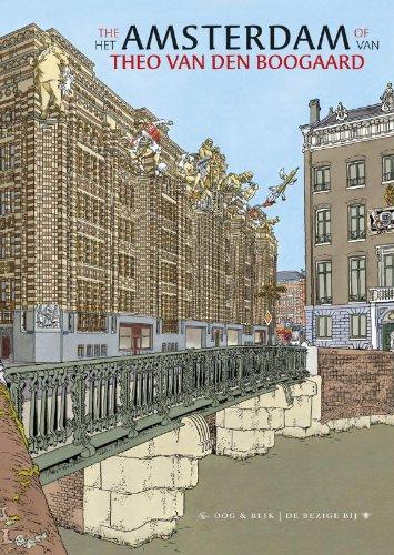 9789054923282: The Amsterdam of / Het Amsterdam Van