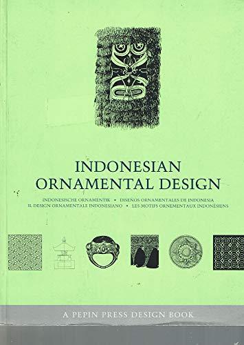 Indonesian Ornamental Design: Van Roojen, Pepin