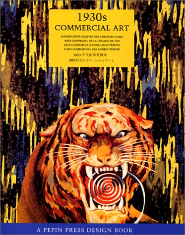 9789054960430: 1930'S Commercial Art (Design Book)