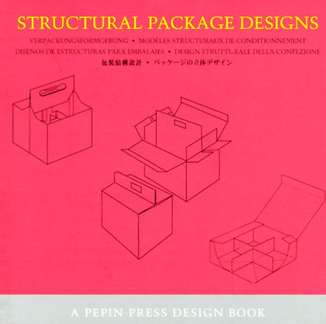 9789054960515: Structural Package Design (Pepin Press design book series)