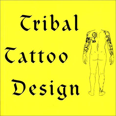 9789054960737: Tribal Tatoo Design