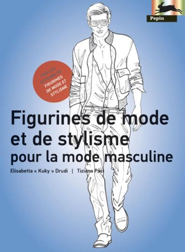 La figure masculine en design de mode: Drudi, Elisabetta