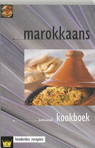 Marokkaans kookboek: honderden recepten: MOUMEN, H.